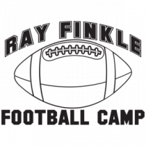 Ray Finkle Football Camp Laces Out