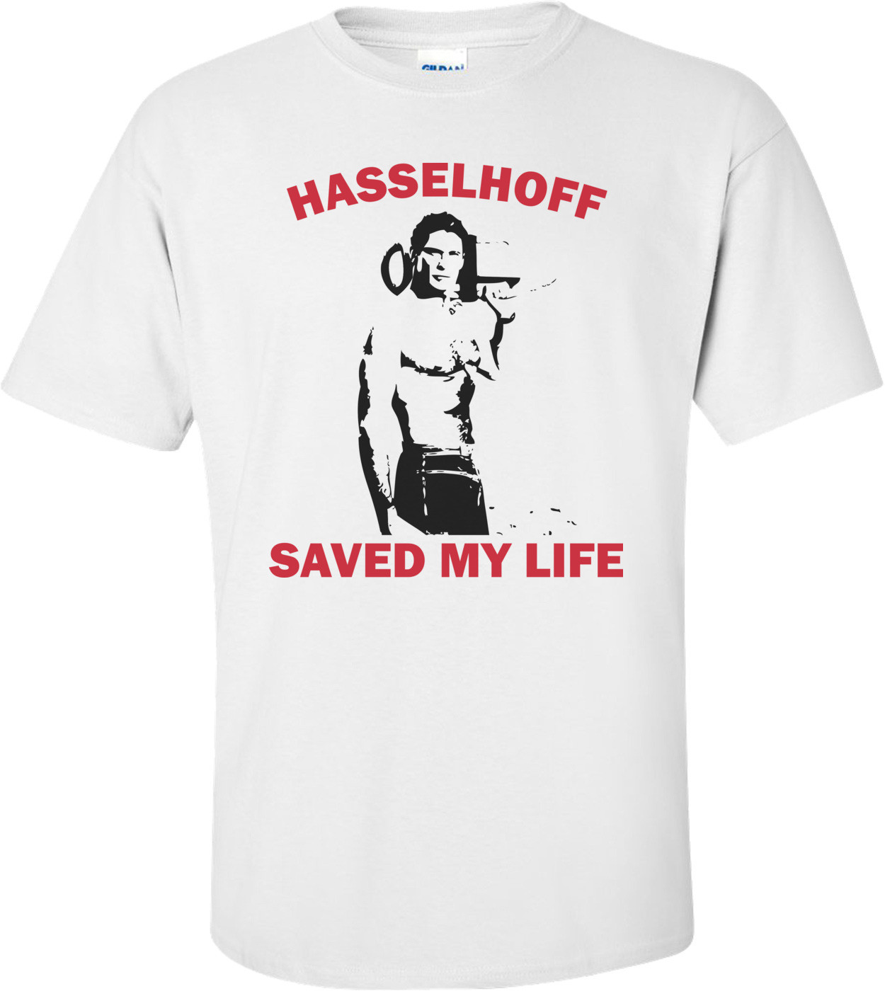 Hasselhoff Saved My Life